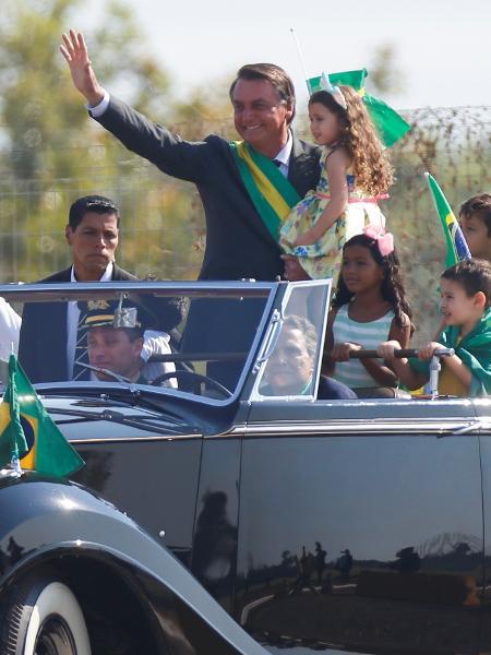 """O 7 de Setembro de Bolsonaro: era para ser uma demonstração de """"força"""" - Reuters"""