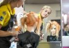 Competição de cabeleireiros - Divulgação