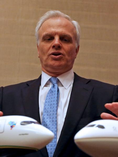 o fundador da companhia área Azul, David Gary Neeleman - Paulo Whitaker/Reuters