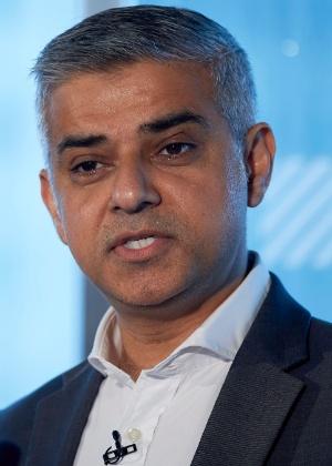 Sadiq Khan, prefeito de Londres