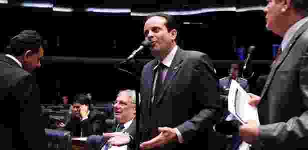 O líder do governo na Câmara, deputado André Moura (PSC-SE) - Luis Macedo/Câmara dos Deputados