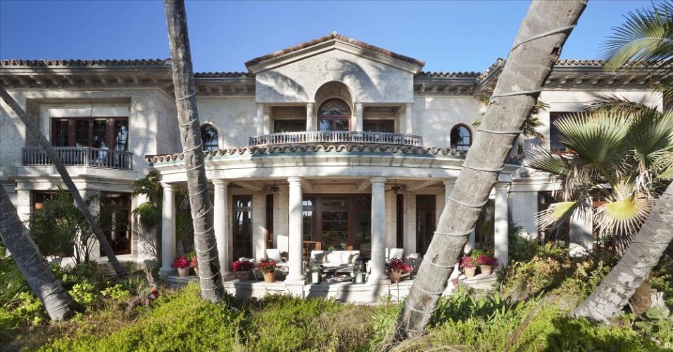 """A casa mais cara dos Estados Unidos é a mansão apelidada de """"Gemini"""", à venda por US$ 195 milhões"""