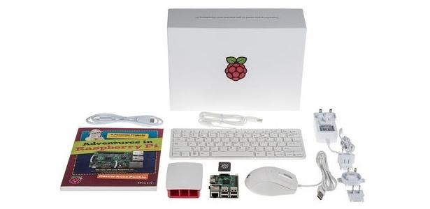 Kit de acessórios Raspberry Pi - Divulgação