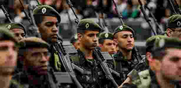 Ministério da Defesa cancela desfile de Sete de Setembro para evitar aglomeração - Eduardo Anizelli/Folhapress