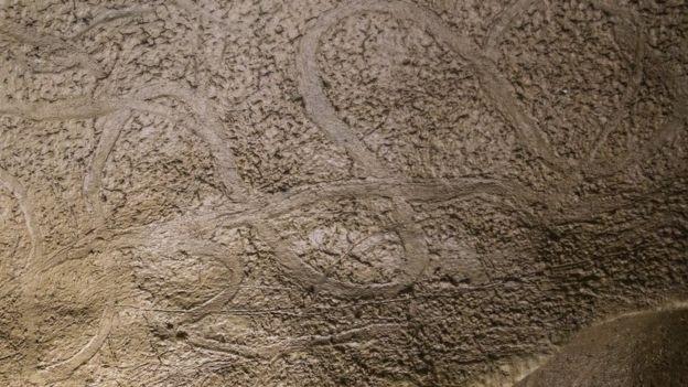 """28.nov.2016 - As linhas em zigue-zague são """"democráticas"""": fáceis de desenhar e melhores como ferramentas de comunicação, segundo a pesquisadora"""