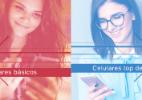 Qual é o melhor celular já avaliado pelo UOL Tecnologia? Veja ranking - Arte/UOL