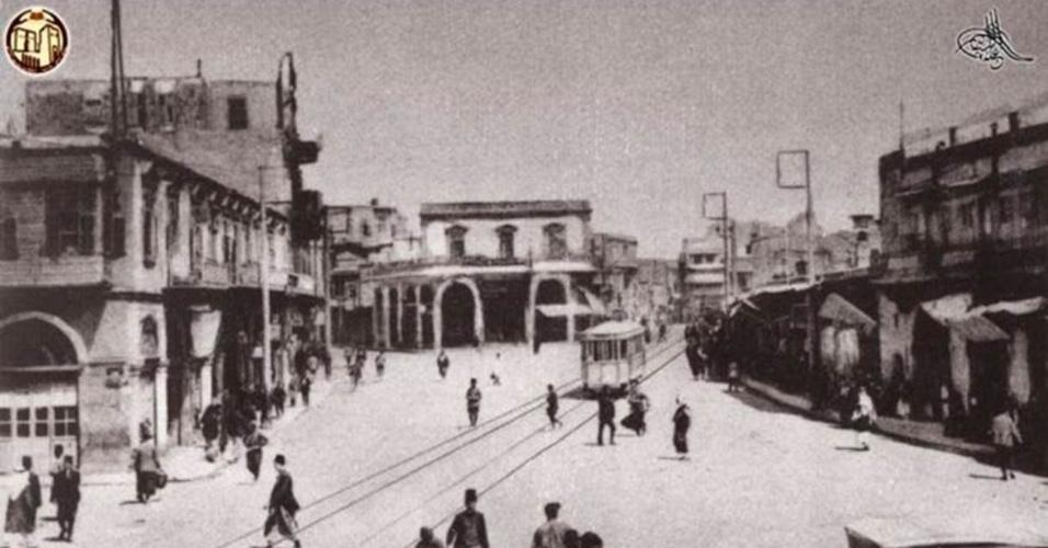 Arquivo mostra imagens do cotidiano de Aleppo nas décadas de 1920 e 30