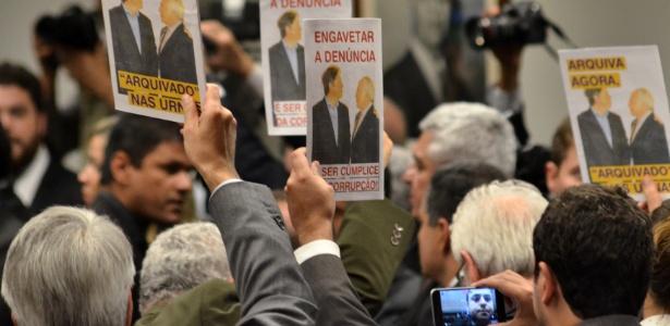 Na avaliação de oposicionistas, Temer venceu batalha na CCJ graças à liberação excessiva de emendas parlamentares