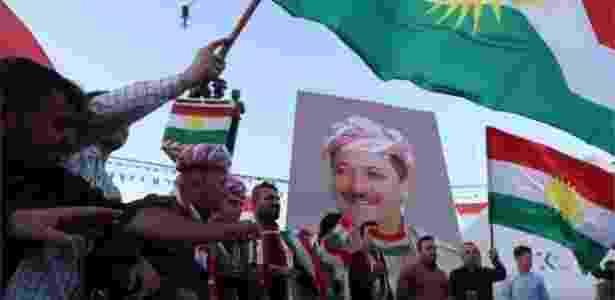 Curdistão - AFP - AFP