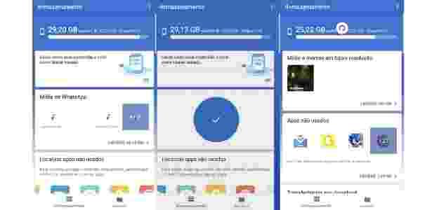 Aplicativo do Google Files Go - 1 - Reprodução - Reprodução
