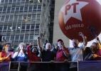 Após condenação, manifestantes fazem atos pró e contra Lula pelo país - Nelson Antoine/UOL