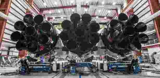 foguete_1 - SpaceX/NYT - SpaceX/NYT