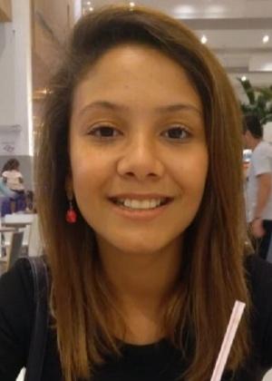 A adolescente Vitória Gabrielly Guimarães Vaz, encontrada morta neste sábado (16) - Reprodução