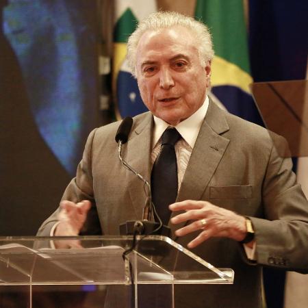 Decisão do desembargador Antonio Athié mandou soltar o ex-presidente Michel Temer  - Fátima Meira/Futura Press/Estadão Conteúdo
