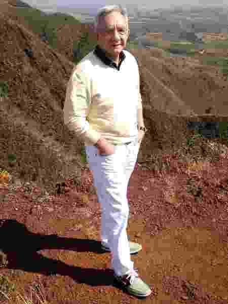 Márcio Paulo Mascarenhas era um dos proprietários da pousada destruída após o rompimento da barragem - Reprodução/Facebook