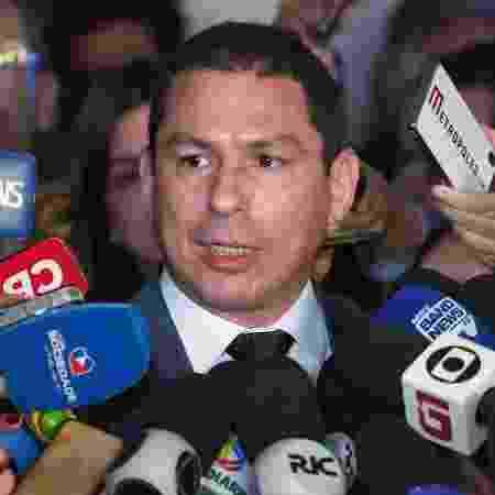 Deputado Marcelo Ramos (PR-AM), presidente da Comissão Especial da Reforma da Previdência na Câmara - Agência Câmara