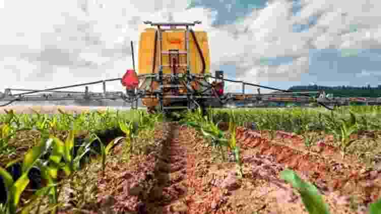 O agronegócio corresponde a mais de 20% do PIB brasileiro - Getty Images/BBC - Getty Images/BBC
