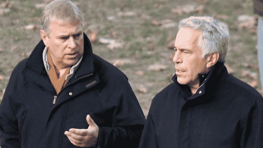 Príncipe Andrew disse que encontro com Epstein em 2010 foi para terminar amizade - NEWS SYNDICATION