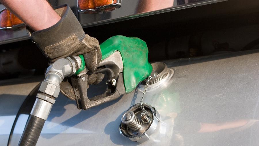 Dados da ANP mostram que o preço do diesel aumentou R$ 0,55 desde dezembro. Gás de cozinha ficou R$ 5,74 mais caro - Getty Images