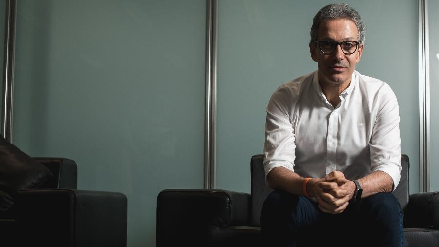 O governador de Minas Gerais, Romeu Zema (Novo)  - Alexandre Rezende/Folhapress