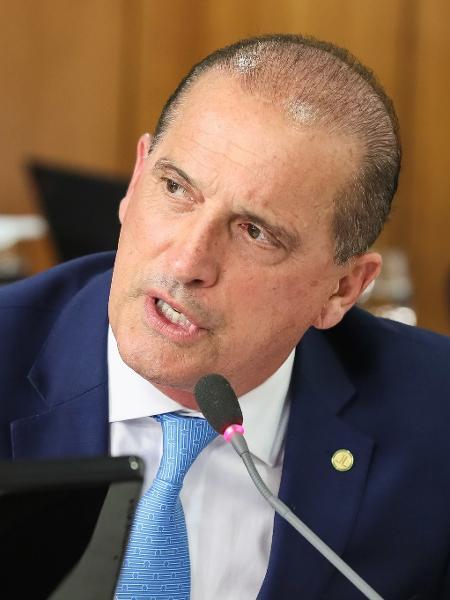 Ministro da Cidadania, Onyx Lorenzoni - Isac Nóbrega/PR