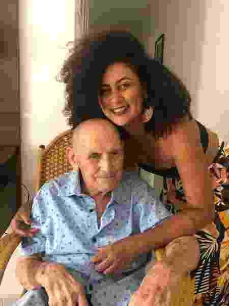 Pedro Salustriano, 101 anos - Arquivo pessoal - Arquivo pessoal