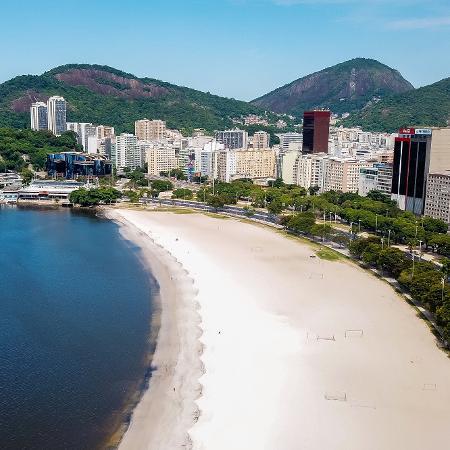 Rio de Janeiro durante a quarentena do novo coronavírus - Buda Mendes/Getty Images
