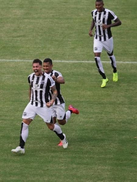 Vitória por 1 a 0 garantiu o vozão na próxima fase do torneio  - Felipe Santos/Cearasc.com