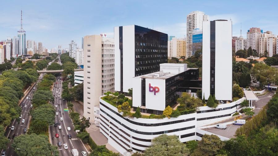 Hospital Beneficência Portuguesa, em São Paulo (SP) - Divulgação/BP