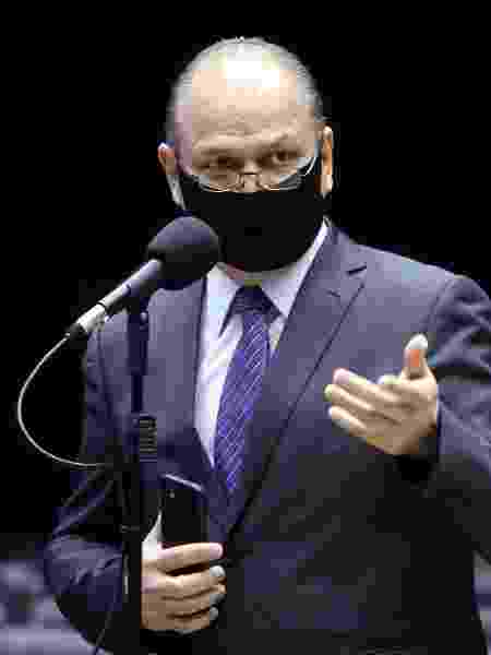 Barros espera votar autonomia do BC semana que vem - Najara Araújo/Câmara dos Deputados