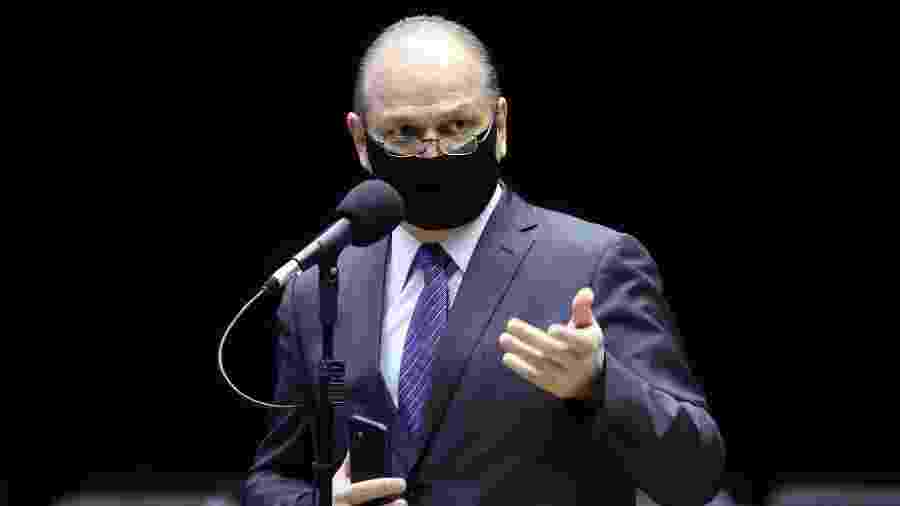 """""""Apagão das canetas"""" dificulta articulação sobre reformas, diz líder do governo - Najara Araújo/Câmara dos Deputados"""