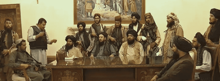 taleban - Reprodução/Al Jazeera - Reprodução/Al Jazeera