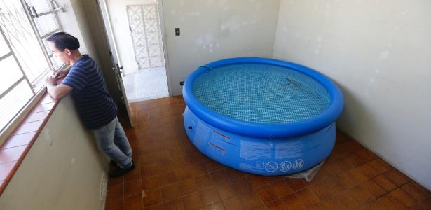 Sem obra antisseca, Itu volta a estocar água até em piscina - Moacyr Lopes Junior/Folhapress