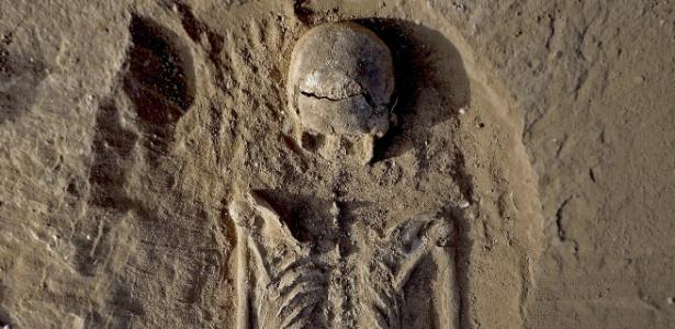 As possibilidades de falhar no processo de fossilização são infinitas - Marta Mirazon Lahr/Cambridge University/Reuters