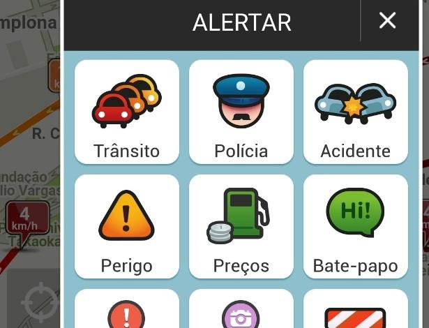 Plataformas como Waze ou Google Maps podem ser impedidas de operar ou obrigadas a mudar interface para se adequar à lei e não pagar multa - Reprodução