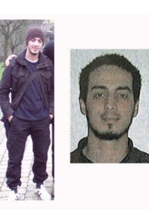 Najim Laachraoui, 25, é apontado como principal suspeito nos atentados a bomba realizados no aeroporto de Bruxelas - Polícia Federal belga/ AFP