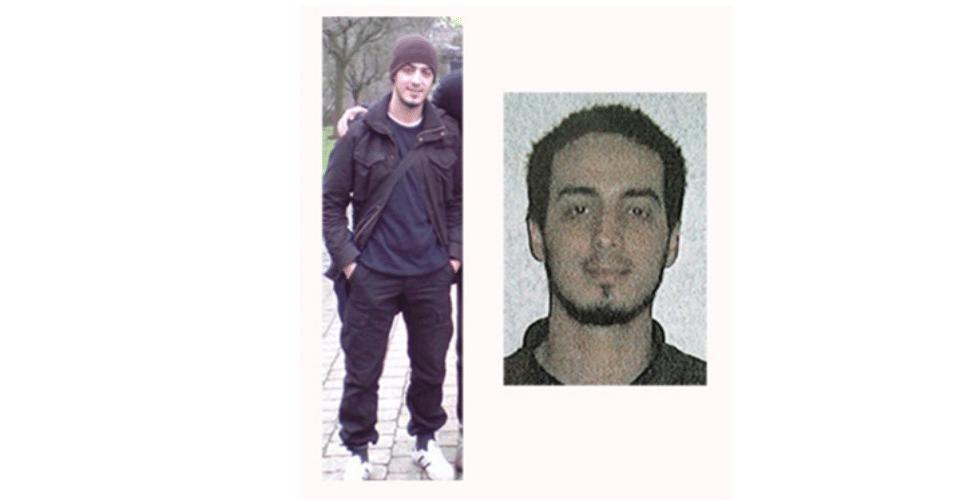 23.mar.2016 - Najim Laachraoui, 25 anos, é apontado como principal suspeito nos atentados a bomba realizados no aeroporto de Bruxelas na terça-feira (22)