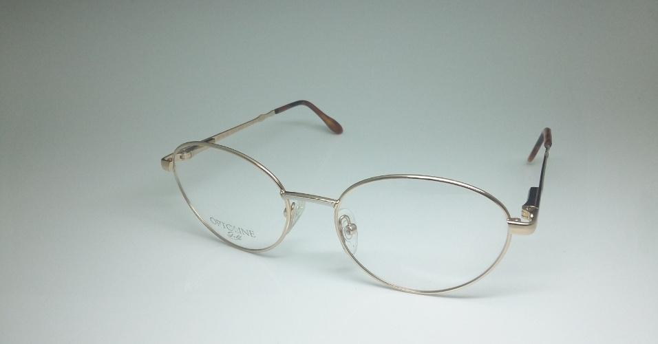 Armação de óculos mais barata da franquia Mercadão dos Óculos custa R$ 19,90