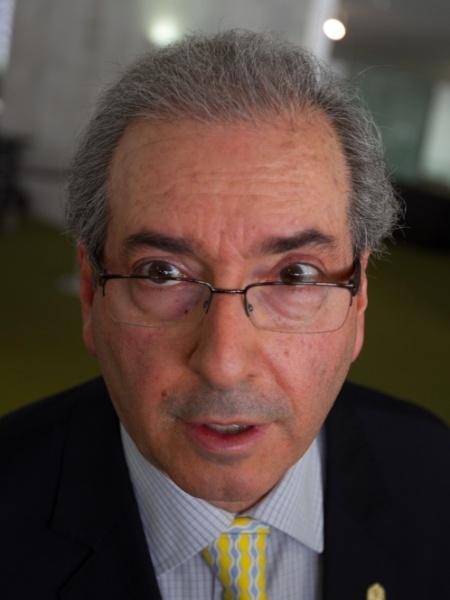 Imagem de arquivo do ex-deputado Eduardo Cunha - Ed Ferreira/Estadão Conteúdo