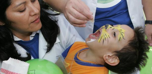 """O avanço desses movimentos """"antivacina"""" preocupa o Ministério da Saúde, que observa queda no índice de cobertura de alguns imunizantes oferecidos no Sistema Único de Saúde (SUS) - Luiz Carlos Murauska/Folha Imagem"""