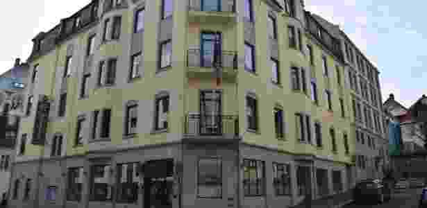 A última parada da mulher foi no Hotel Hordaheimen  - BBC - BBC
