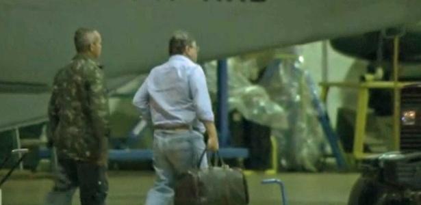 Preso, Geddel desembarcou em Brasília na madrugada desta terça-feira, 4