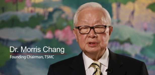 Morris Chang é dono de companhia taiwanesa que produz chips