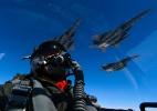 Kamaile Casillas/ Força Aérea dos EUA via AFP