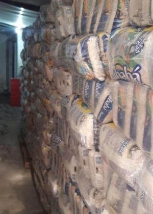Dono de mercado foi preso ao tentar vender 16 toneladas de produtos roubados