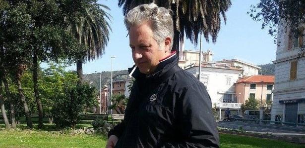 A vítima Antonio Olivieri em foto de seu perfil no Facebook
