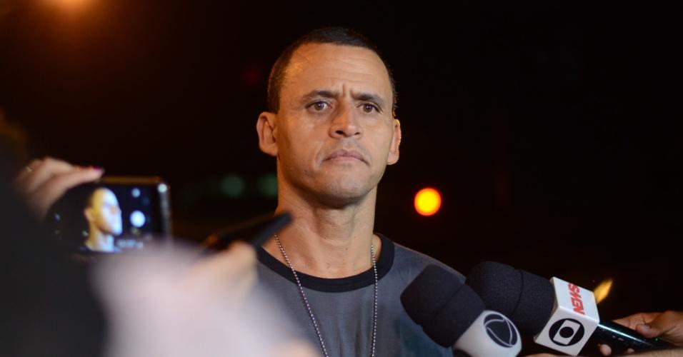 11.ami.2018 - Delegado Giniton Lages da DHBF fala sobre a reconstituição do assassinato da Vereadora Marielle Franco e do motorista Anderson Gomes no Bairro do Estacio no Rio de Janeiro