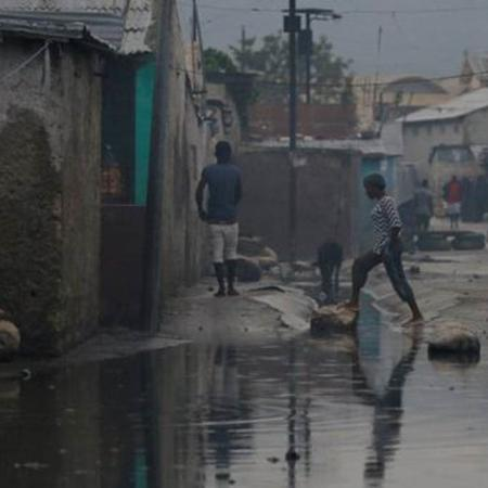 Favela de Port Príncipe, no Haiti - Reuters
