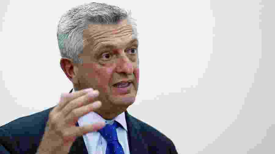 Chefe da Agência da ONU para Refugiados (Acnur), Filippo Grandi - Rodrigo Garrido/Reuters