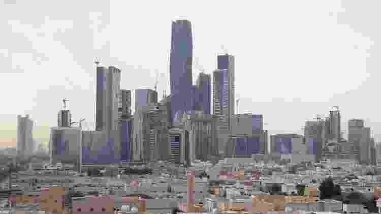 Distrito financeiro de Riad - Faisal Al Nasser / Reuters